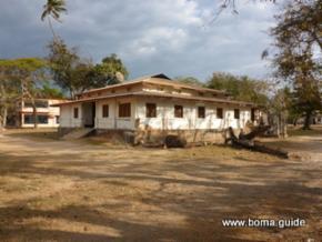 missionsstationen in der nähe von moshi